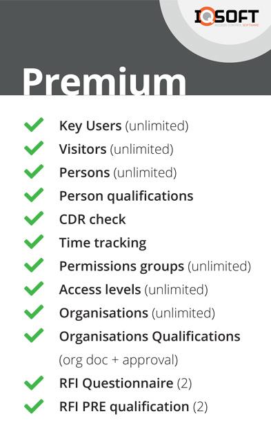 IQ-Soft Premium Pakket
