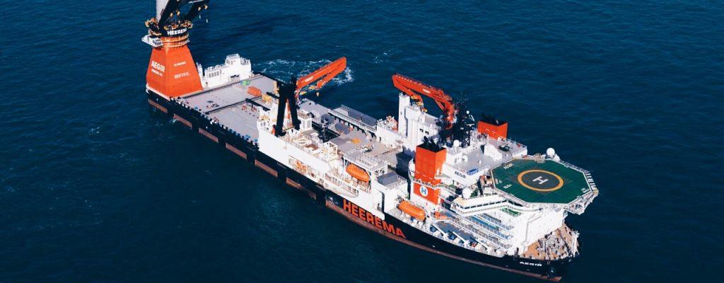 Volledige toegangscontrole voor twee schepen tijdens onderhoudsperiodes
