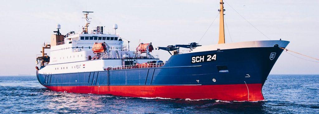 Registratie van en controle op toegang tijdens scheepsonderhoud